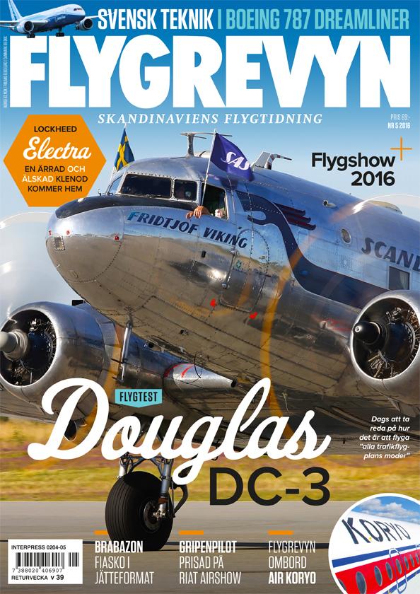 Flygrevyn 5-2016