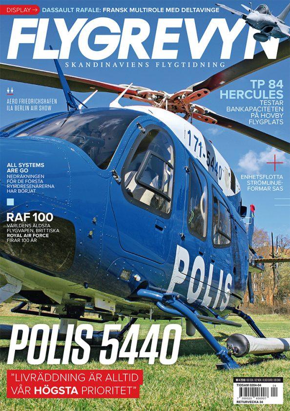 Flygrevyn 4-2018