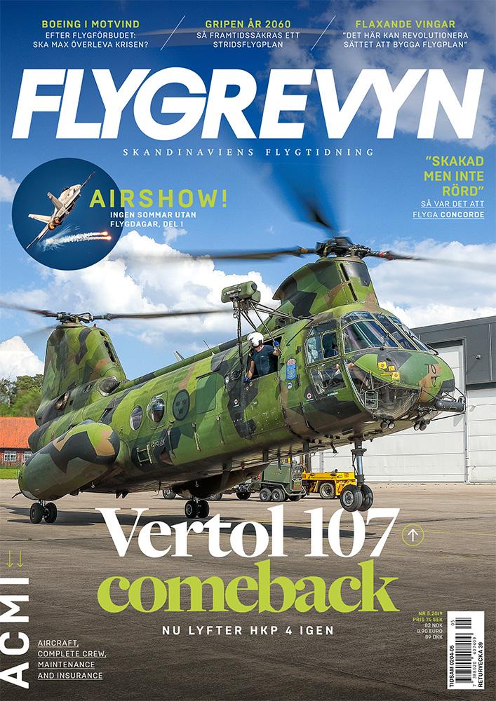 Flygrevyn 5-2019
