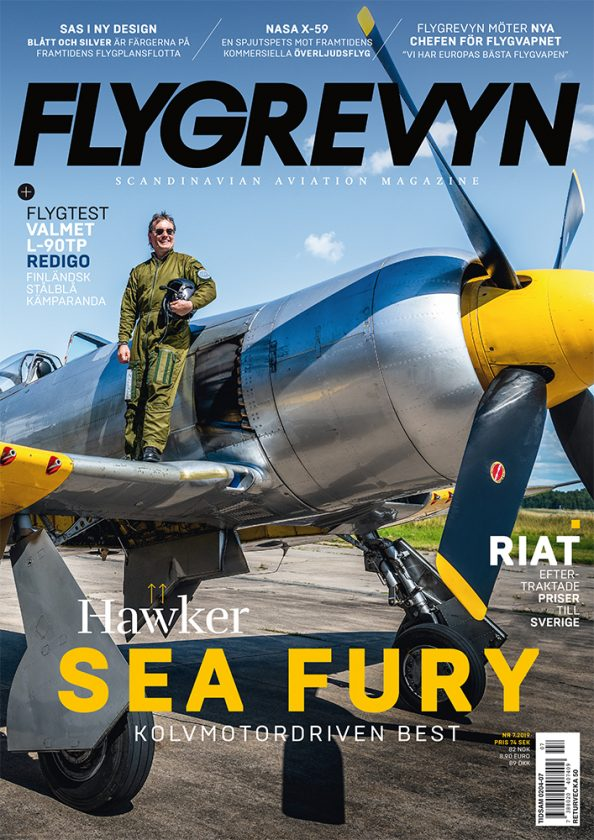 Flygrevyn 7-2019